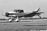 F-BJDR en Baptême de l'Air au rassemblement RSA de Brienne en 1984 avec JM Guibourt comme pilote